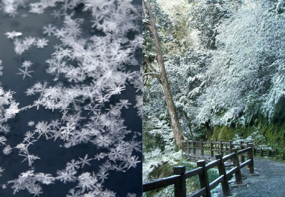 霰跟雪怎分別?跨年寒流來襲體感剩「零度」 初雪預測地點大公開