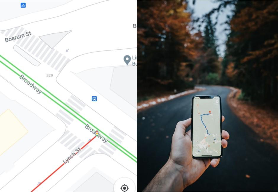 路癡有福了!Google地圖將推「4新功能」 斑馬線直接標好