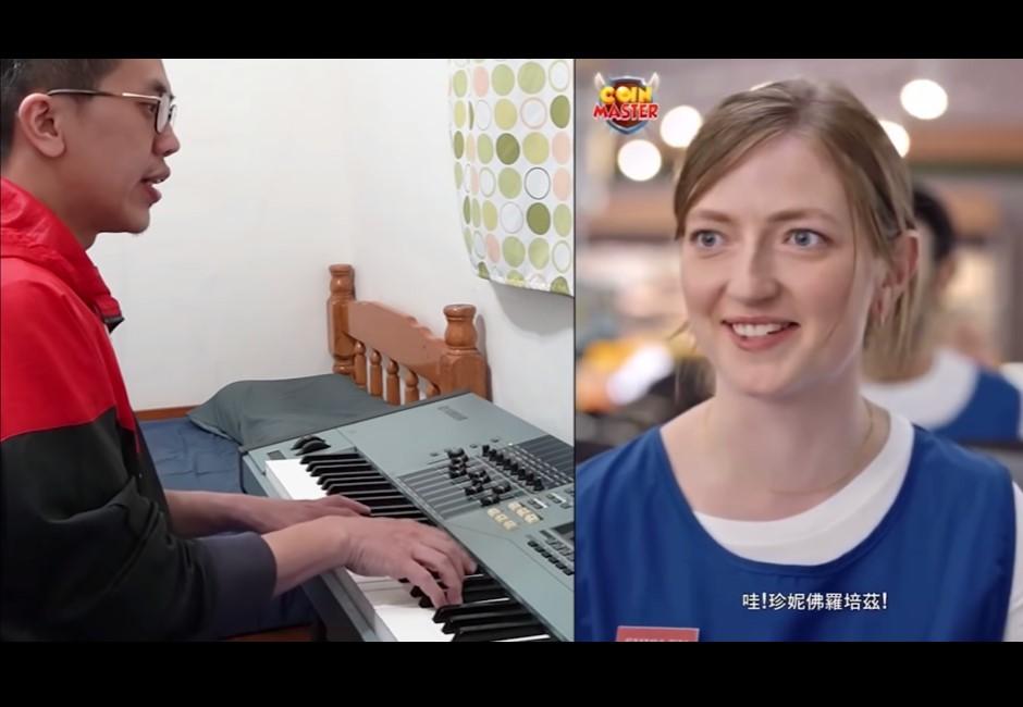 小編私心推/哇!是珍妮佛羅培茲鋼琴版!浪費才能YT小尾巴 什麼迷因都能彈