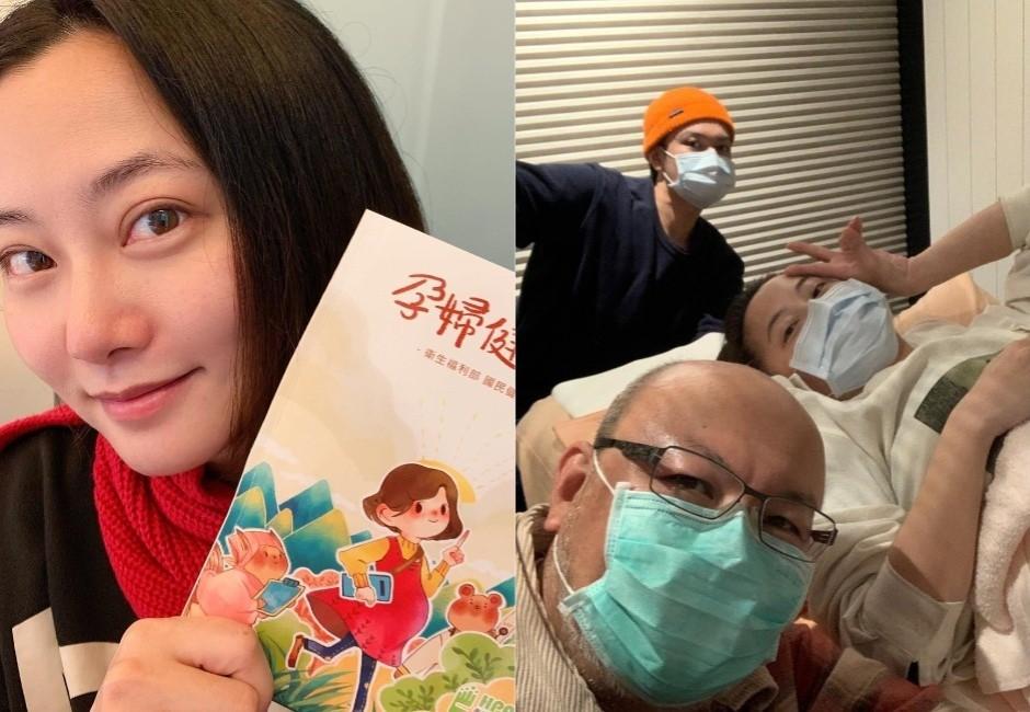 經歷2次試管終於成功!41歲趙小僑宣布懷孕 網友感動:替妳開心