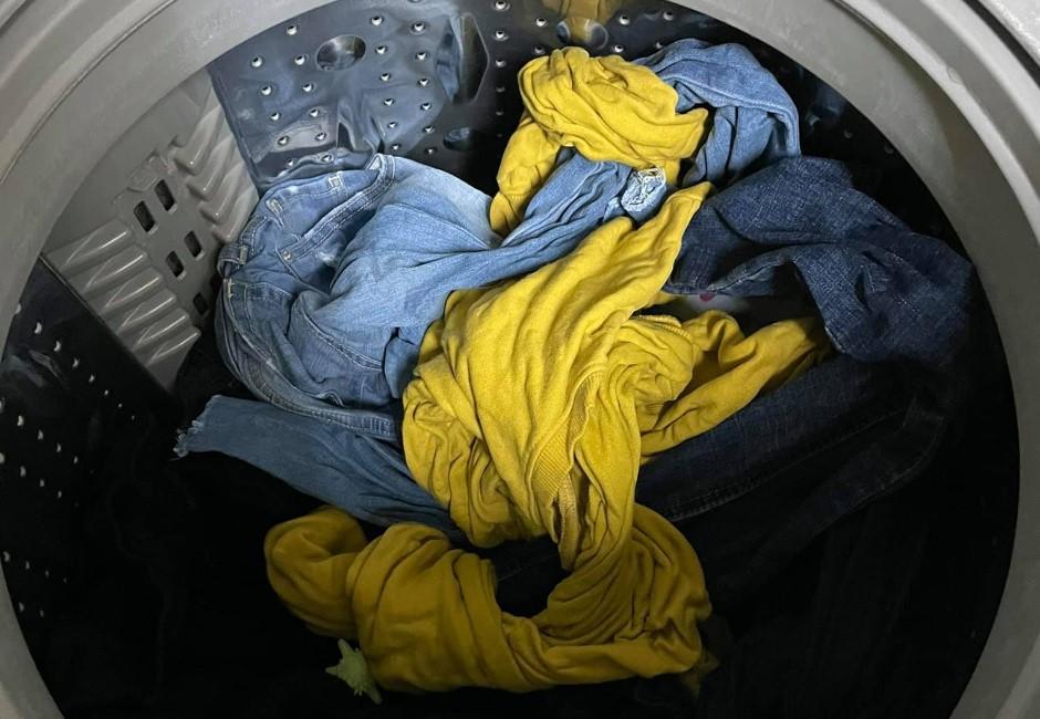 洗衣機放什麼才能防「纏繞」?網友推一神物:便宜好用