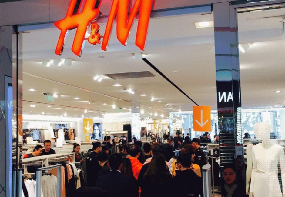 中國H&M「全面3折」民眾瘋搶? 網友翻出「原圖證據」打臉假照片