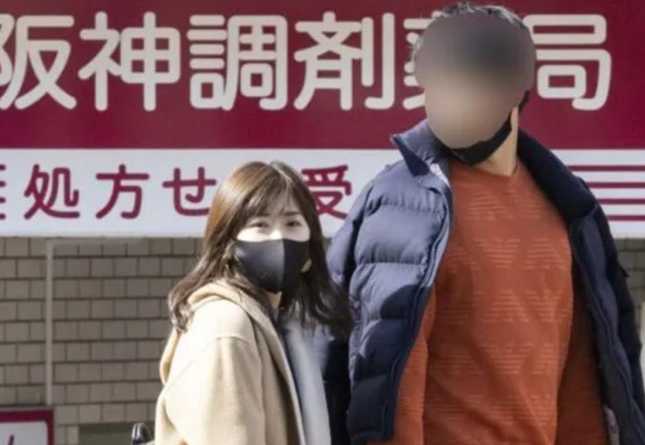 福原愛認與高大男幽會但「只是朋友」 日媒:江宏傑言語暴力導致離婚