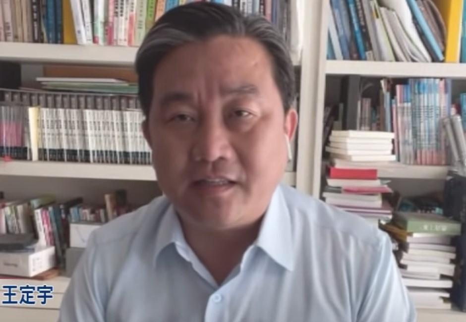 王定宇復出未談同居 開噴韓國瑜訪鳳梨農影片「看到鬼」