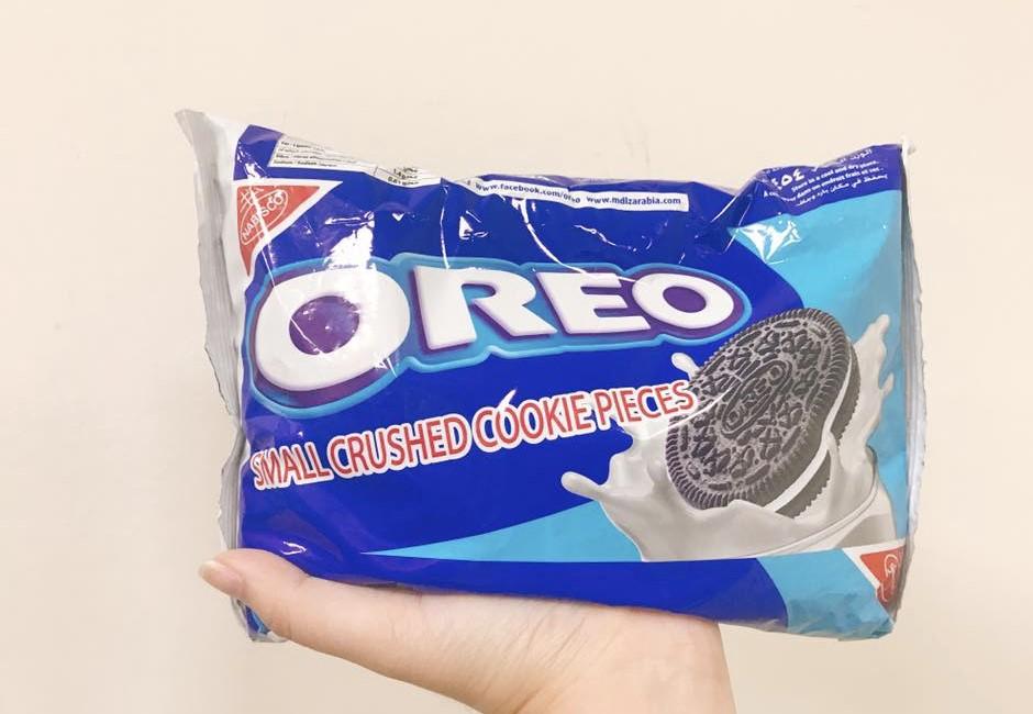 OREO碎片有單賣!地點曝光網吃爆 饕客分享「銷魂吃法」:吃了超爽
