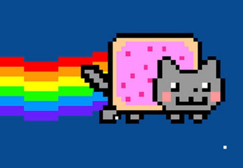 還記得彩虹貓迷因「Nyan Cat」?它被用近1,500萬新台幣「賣掉了」