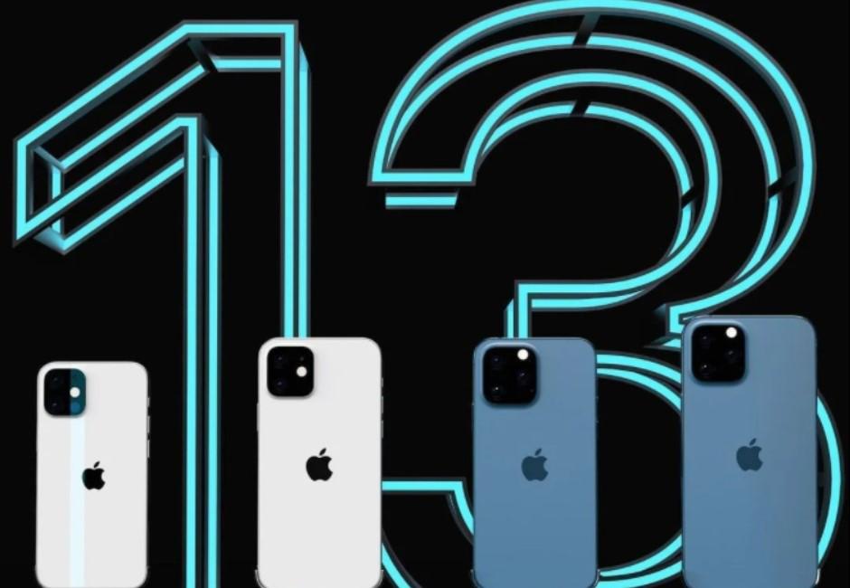 iPhone 13將剪瀏海、Touch ID回歸?預測圖加碼曝光「4款新顏色」
