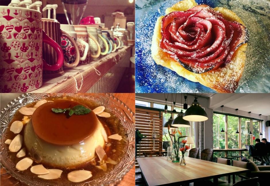 台大公館5大好評咖啡廳推薦!焦香肉桂捲、酒香蛋糕融化你的身心靈