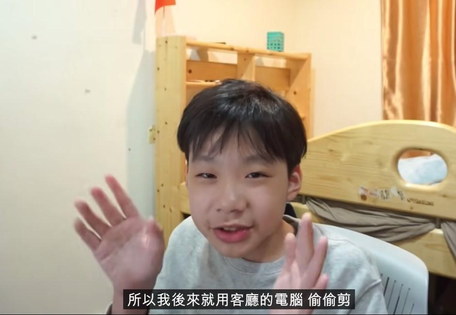 史上最強中二生!14歲飛航迷YouTuber「哥布林」口條、剪輯力嚇呆網友 酷炫大讚:有前途!