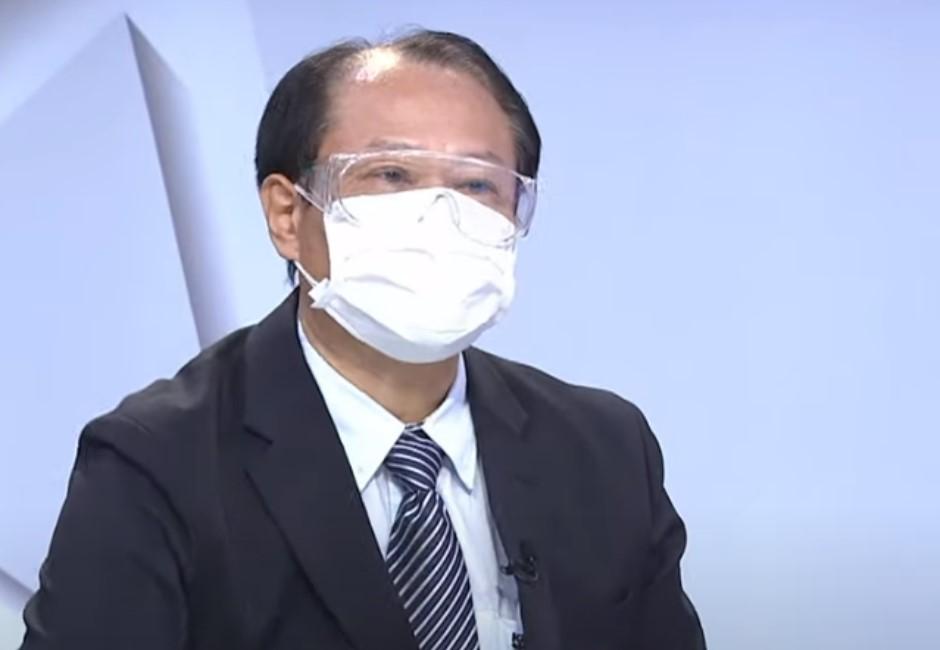 篩檢能量緊繃!專家:確診數存「巨大黑數」 台灣每十萬人重症比高於日本