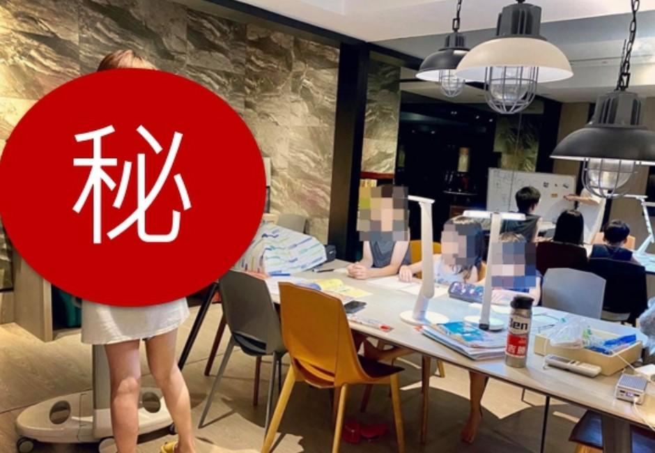 徐小可備課8科教兒自學 超狂教材網狂讚「全方位媽媽」