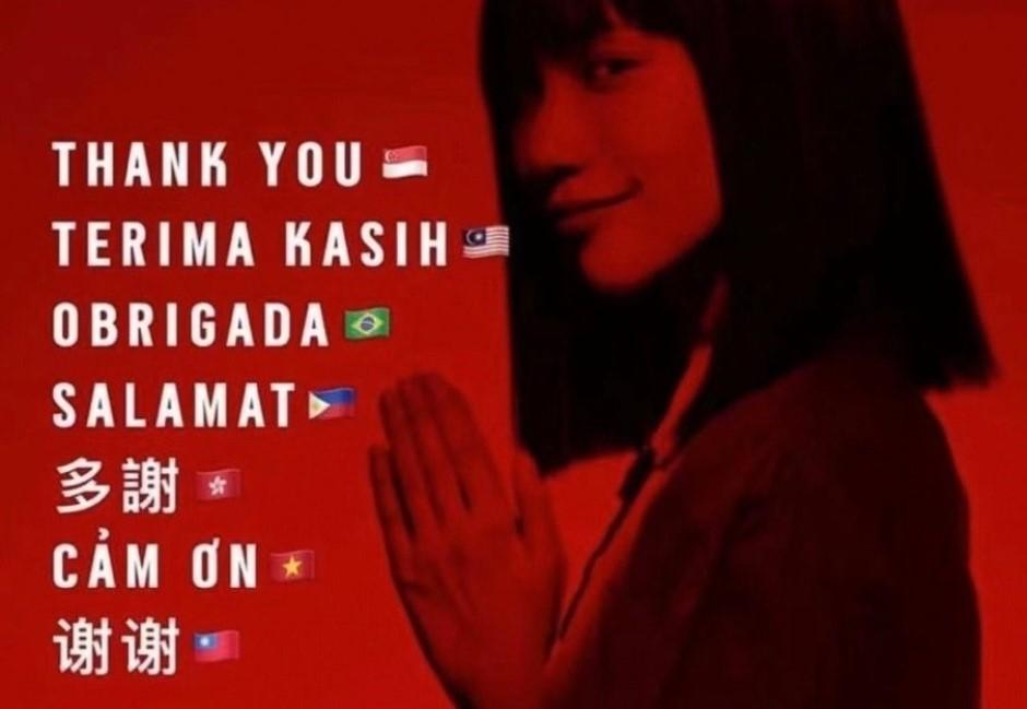 《轉學來的女生》海報放「台灣國旗」辱華?泰網友嗆小粉紅:你們又沒Netflix
