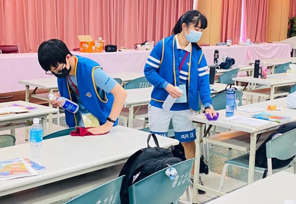 國中會考照舉行! 今共55考生「有症狀」改至備用考場應試