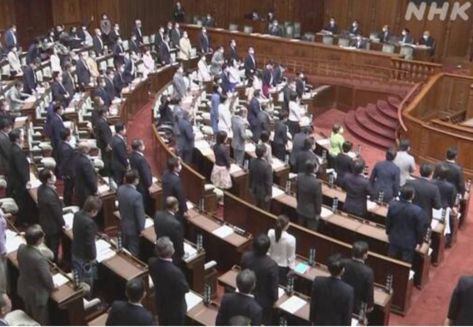 令台灣人感動! 日本參議院全體起立通過支持台灣參加WHA