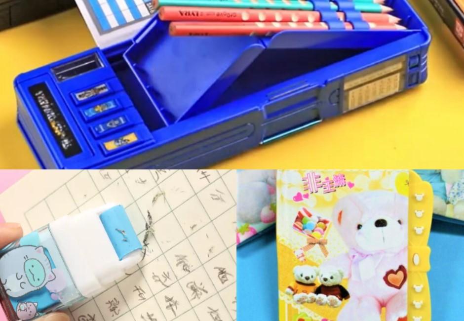 零用錢都砸在這!八年級生才懂 超懷舊童年必備文具