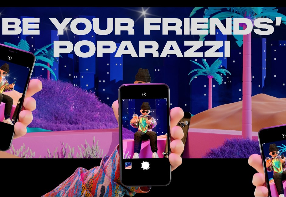 厭倦假掰美照!反自拍App「Poparazzi」爆紅 2大特色超吸粉