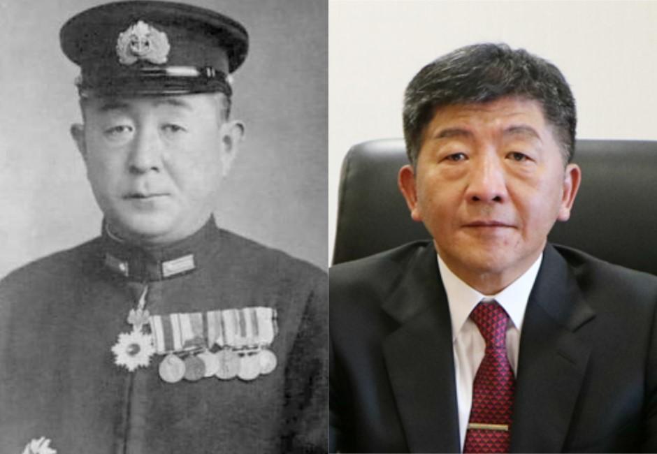 長輩群傳陳時中是日軍⋯因「生化實驗活129歲」 網友一看撞臉照全笑了