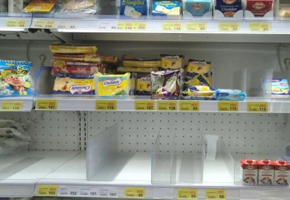 不只蔬果、泡麵!「美味升級神物」也被掃空 網哀號:一條都不剩