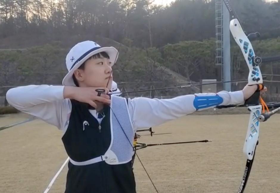韓射箭手「安山」勇奪雙金爆紅!韓網友卻稱「頭髮太短、念女校」怒不支持
