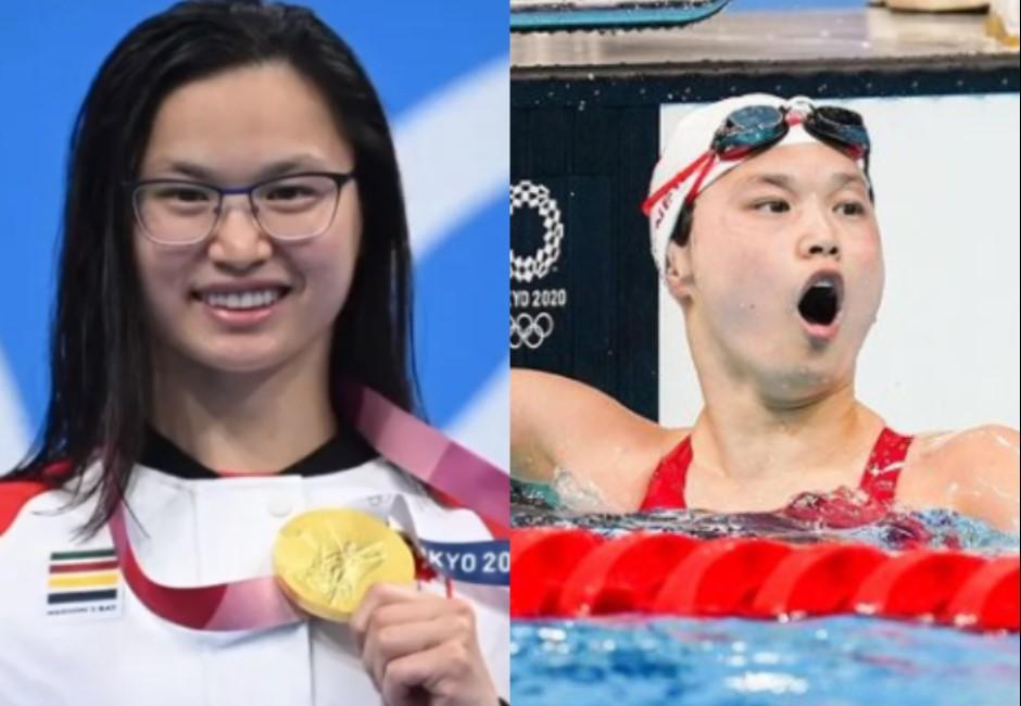 「死侍」也為她祝賀!20年前中國棄嬰 蛻變加拿大奪金女泳將