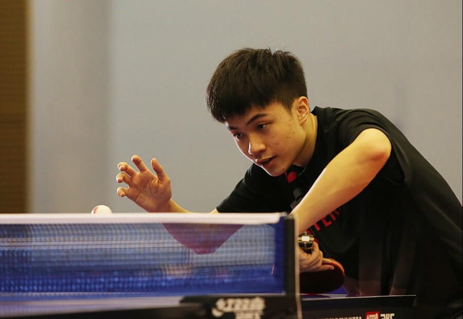激戰樊振東聲量飆升!林昀儒被起底「中國養起來的天才」 體育署證實曾自費赴大陸訓練