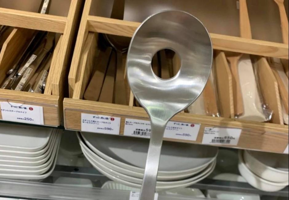 無印良品「有洞湯匙」是拿來做啥?六千名網友齊回「做肉丸」全答錯!