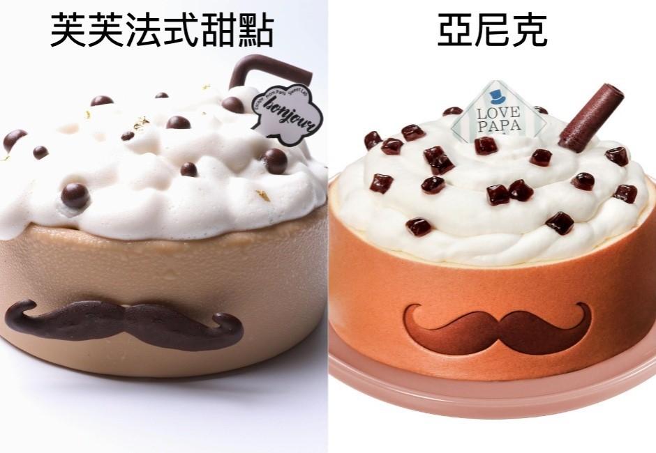 更新/曬搜尋紀錄駁抄襲!亞尼克道歉:未覺察市場有外觀相似甜點存在