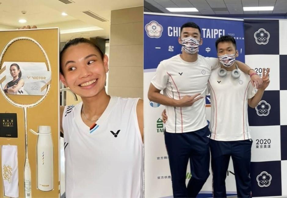 【不斷更新】7/30中華隊東奧賽程與戰績 戴資穎羽球女單晉級4強 「麟洋配」直落二闖金牌戰