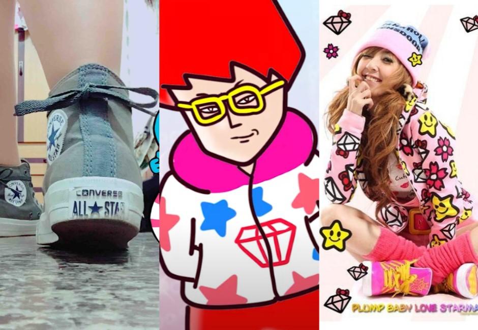八年級「耍帥黑歷史」!鞋全家福→鑽石、鯊魚頭帽T 洋蔥引爆網友共鳴