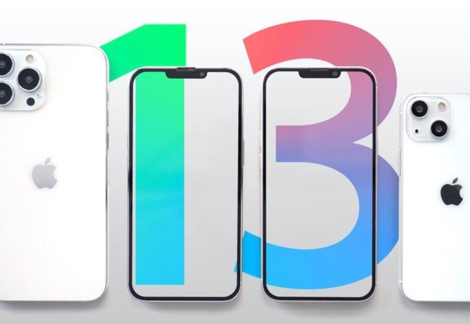網傳iPhone13開賣時間曝!預測容量翻倍、瀏海變小 起跳價2.4萬元