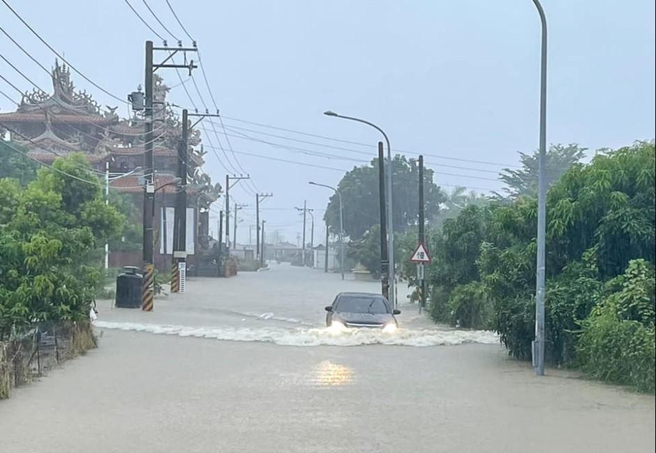 圖/狂猛雨彈灌爆中南部!北港20年最大水災 這5縣市淹水景象超慘烈