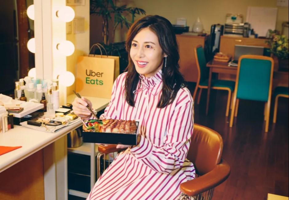 女神崩壞?松嶋菜菜子「濃妝廣告」嚇壞網友:是在惡搞嗎