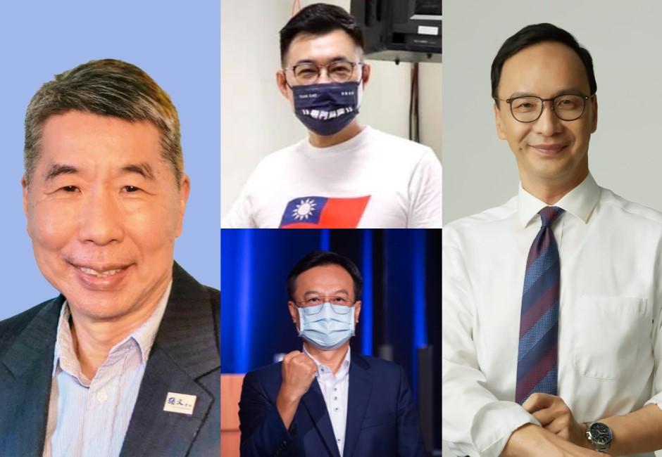 選情先冷後熱!國民黨「黨主席選戰日」網路聲量創高峰