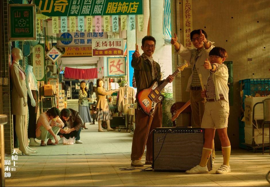 金鐘評委爆《天橋》8成特效中國製!製作人認「有外包大陸」再揭背後製作困境