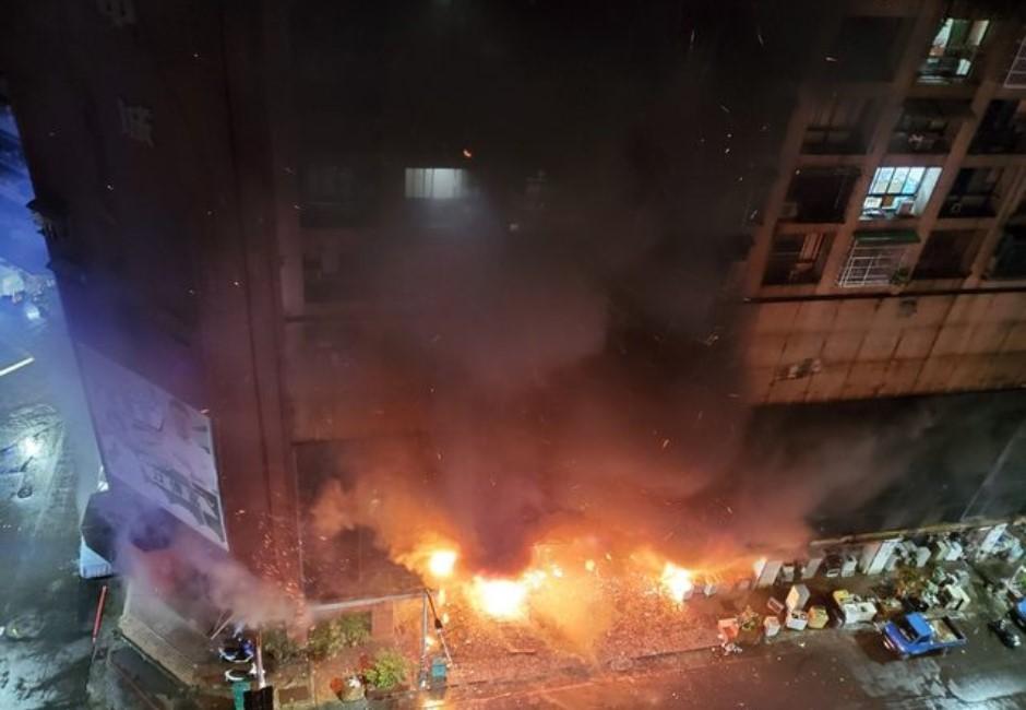 城中城惡火奪46命聲量破16萬!網友質疑「媒體報導力度小」真是這樣嗎?