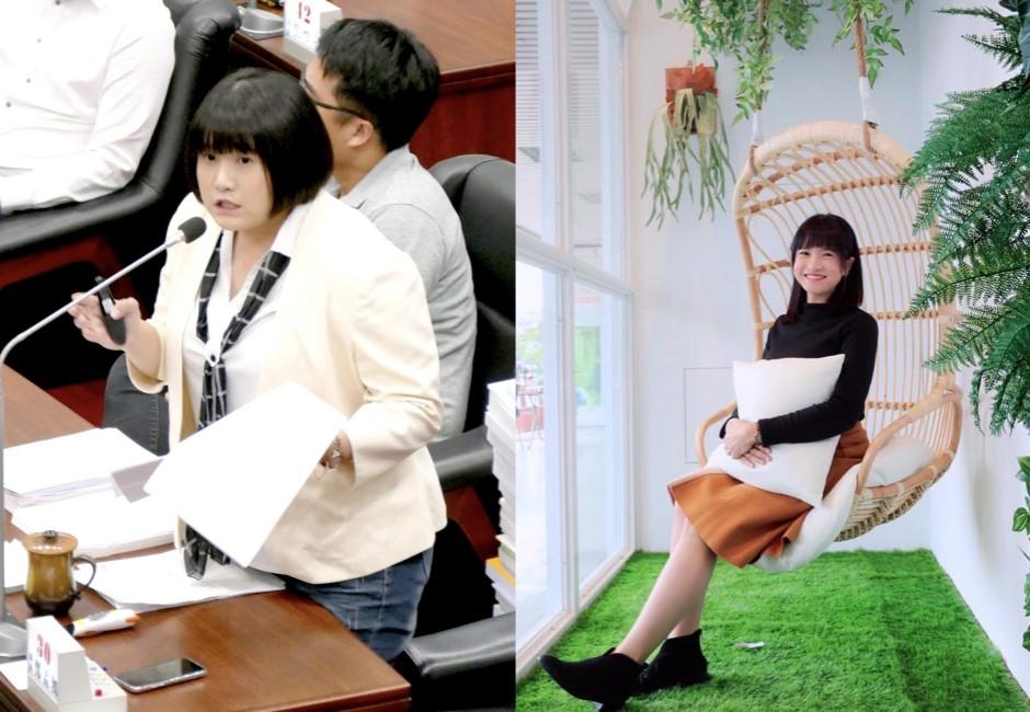 議員鄭孟洳遭罵「肥又醜」!狂鏟35公斤變正妹 對比照曝光網驚:太勵志了