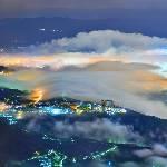 陽明山竹子湖觀景台