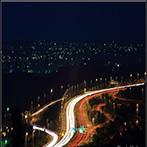 台中月老廟夜景