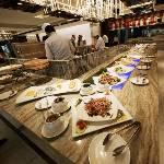 板橋凱撒大飯店-朋派自助餐