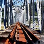 台中大安溪鐵橋