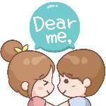 Dear me,)
